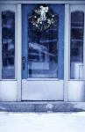 horizon glass door snow